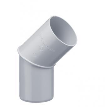 INEFA Reduzierst/ück DN 100//85 Kunststoff Dachrinne Regenrinne